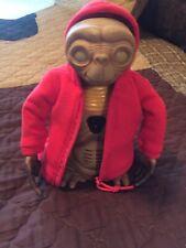 Interactive E.T. Extra Terrestrial Doll Furby TIGER ET 2000 Rare Universal