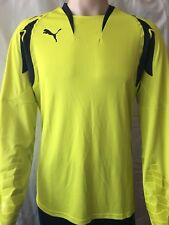 New Puma Men s V-Konstrukt GK Jersey Team Gold Puma Graphite 35e55e35dfd48