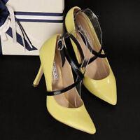 Adjustable Womens Cowhide Shoe Strap High Heels Anti-loose Shoelace Accessories