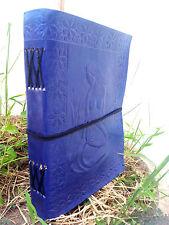 Leather Journal Handmade Celtic Mermaid Diary Leather Sketchbook Notebook 8x6
