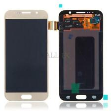 Gold Mobile Phone LCD Screens for Samsung