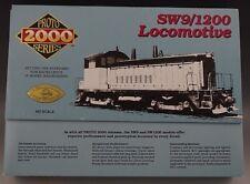 PROTO 2000 SERIES SW9/1200 LOCOMOTIVE LEHIGH VALLEY #283 HO SCALE MIB