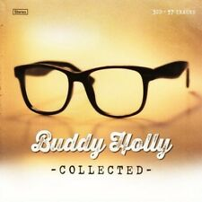 Buddy Holly COLLECTED Ultimate Best Of 57 Songs GREATEST HITS New Sealed 3 CD