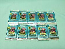 Panini Fortnite  Serie 1 Trading Cards 10 x Booster / 60 Sammelkarten