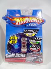 HotWheels.Com: Turbo Driver (TV game systems, 2008)