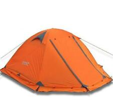 Outdoor Camping Tent Travel 2 Persons 3 Double Layer Windproof Waterproof Camp