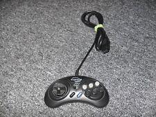 GAMESTER 6 botón SEGA MEGA controladora de la Unidad Control Pad-Probado