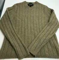Abercrombie & Fitch Muscle Wool Blend Sweater Mens Large