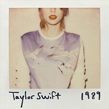 TAYLOR SWIFT 1989 LP Vinyl NEW 2014 Shake it Off