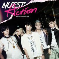 NU'EST [ACTION] 1st Mini Album CD+Photobook+Photocard K-POP SEALED