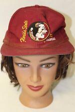 Florida State Seminoles FSU Embroidered Baseball Trucker Cap Hat Snapback
