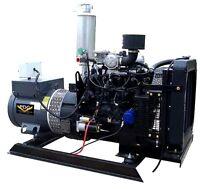 30 KW General Motors Propane Generator