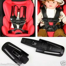 Houdini Style Safety Clip Anti Escape Buggy Car Seat Special need Aid Fidget