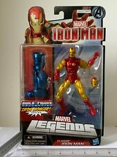 Marvel Legends Classic Iron Man Iron Monger Right Leg Build A Figure