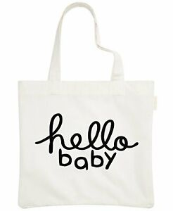 First Impressions Baby Boys & Girls Hello Baby Cotton Tote