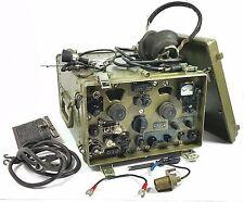 RARE R-3110 MILITARY RADIO ROMANIAN ARMY HF RECEIVER 1,5-30MHz COLD WAR