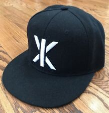 Norwegian Onepiece Original Snapback Logo Cap Hat Black Limited Edition