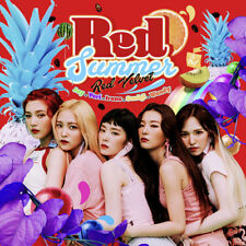 RED VELVET [THE RED SUMMER] Album CD+80p Photo Book+Photo Card K-POP SEALED