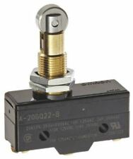 IP00 Snap Action Limit Switch Roller Plunger, NC/NO, 500V