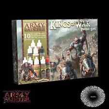 El pintor del Ejército Nuevo Y En Caja pinturas Reyes de Guerra ogros Pintura Set apwp 8017