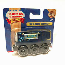 SEASIDE SIDNEY Thomas Tank Engine Wooden Railway NEW IN BOX