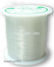 80m/roll Clear Beading Nylon Cord String Wire Jewellery Thread Craft 0.3mm