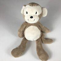 "Heavy Plush Monkey Large 19"" Stuffed Beans Bed Bath & Beyond Cuddly 2 Pounds"