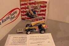 1998 Donny Schatz Blue Beacon Stars & Strips 1/25 GMP Diecast Sprint Autographed