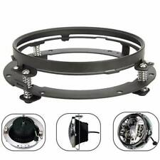 For Jeep Wrangler Bracket 7 Inch LED Headlight Adapter Mounting Ring Assemblies
