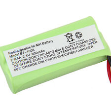 1pcs BT-1008 Cordless Home Phone Battery For Uniden BT-1002 BT1002 BBTG0734001