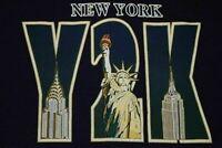 Authentic nike New York City Statue de la Liberté Blanc T