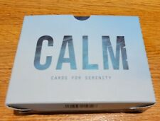 The School Of Life- Calm- Cards For Serenity