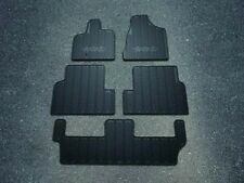 2013-2016 OEM Chrysler Town & Country Slush-style Floor Mats-1st, 2nd, 3rd rows