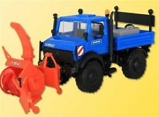 Kibri 14997 Unimog Con seitenschneefräse, kit construcción, H0