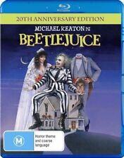 BEETLEJUICE : NEW Blu-Ray