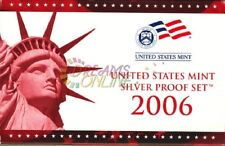 2006 U.S. Mint Silver Proof Set with State Quarters NIP