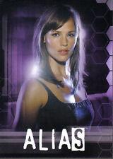 ALIAS SEASON 3 PROMOTIONAL CARD ABC1