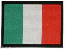 """Italy (embroidered) Patch 5""""x 4"""" (13 x 10CM) approx"""