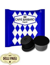 Caffè Barbaro cremoso Napoli box 100 capsule compatibili Caffitaly