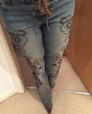 Topshop Mid Rise Jeans Women's L36