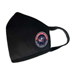 Columbus Blue Jackets NHL Team Logo Face Cover with Filter