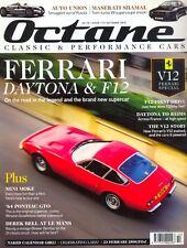 Octane magazine no.112 Ferrari Daytona F12 Auto Union Lada Pontiac GTO Talbot