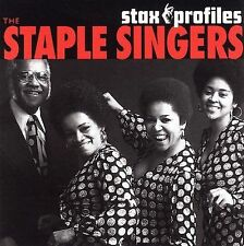 Stax Profiles THE STAPLE SINGERS CD