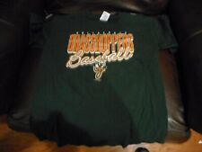 Greensboro Grasshoppers green crewshirt  youth sz L-Y