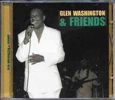 Glen Washington Friends Trevor Sparks Dennis Brown Reggae Lovers Rock Music CD