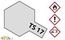TAMIYA ts17 Aluminium 85017 acrylique spray couleur 100 ml
