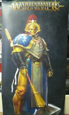 "Age of Sigmar Promotional Poster Stormcast Eternals 72"" x 36"" Warhammer Fantasy"