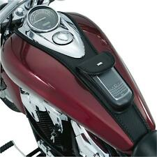 Motorcycle Gas Tank Tuxedo Tie with Cell Phone Pouch  Carbon Fiber
