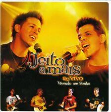 Jeito a Mais - Vivendo Um Sonho [New CD]