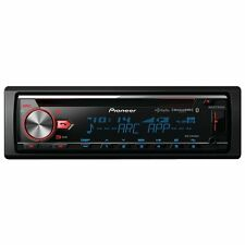 Pioneer DEH-X7800BHSs Single-din In-dash CD Receiver with Mixtrax Bluetooth